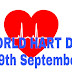world heart day | 29 September and World Heart Federation