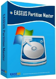 Download EASEUS Partition Master + Patch