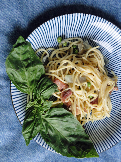 Simple Pasta Carbonara Recipe