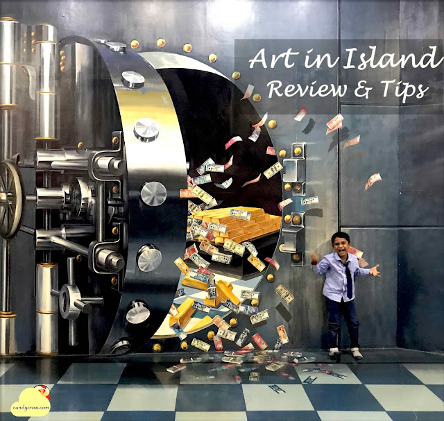 Manila- Art in Island Review and Tips