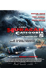 The Hurricane Heist (2018) BRRip 1080p Latino AC3 2.0 / ingles AC3 5.1
