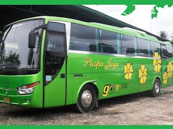 Harga Tiket, Rute dan Alamat Agen Bus Puspa Jaya