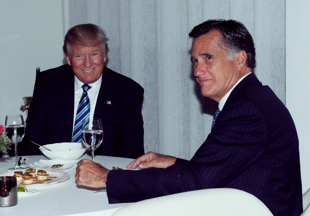 Romney humiliated