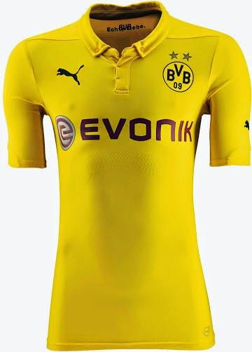 Al igual que en los últimos años Borussia Dortmund presenta una