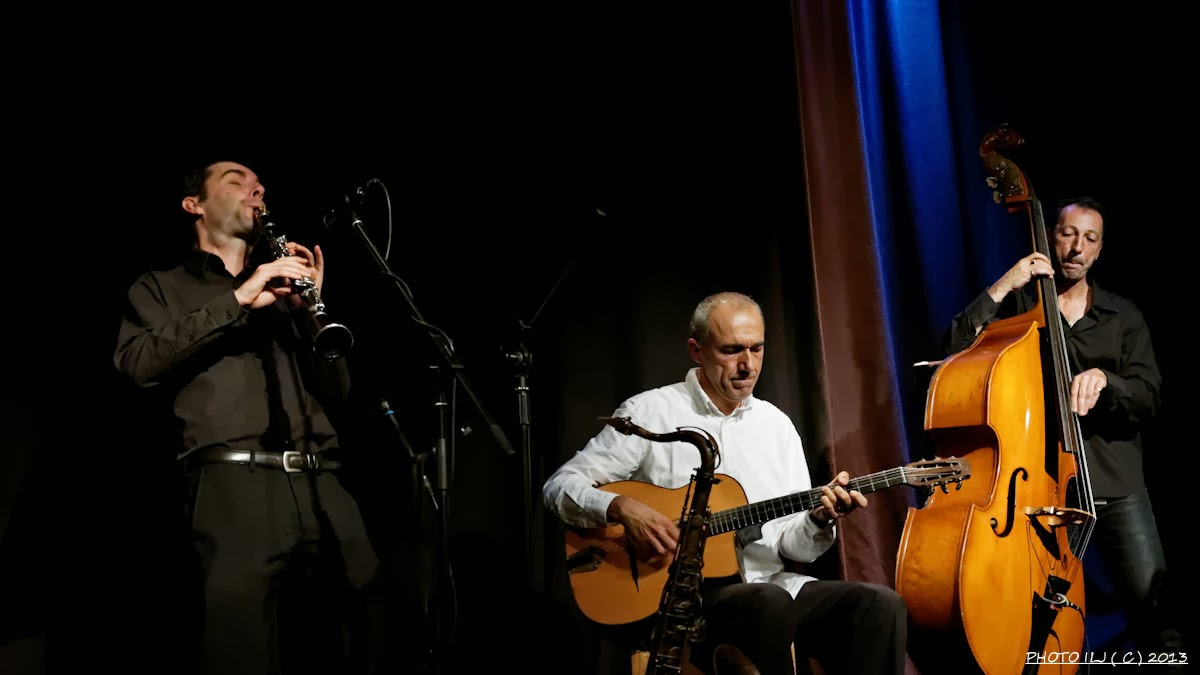 8 novembre tripotes en concert à la lampisterie de bayard