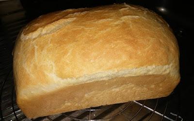pain blanc au four