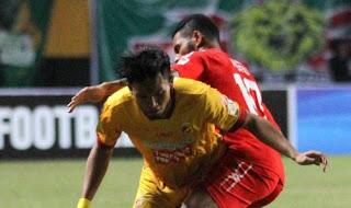 Sriwijaya FC vs Semen Padang Berakhir Imbang 0-0 #GojekTravelokaLiga1