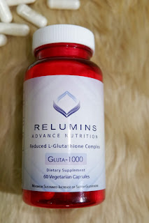 Relumins Advance Nutrition Gluta 1000 For Skin Whitening Before And After Review Philippines