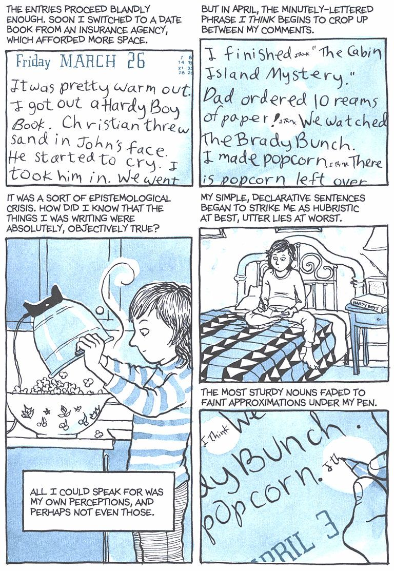 Read Fun Home: A Family Tragicomic - Chapter 5, Page 20