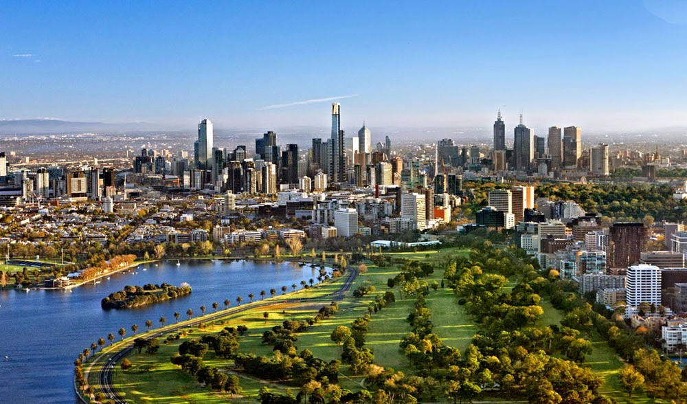 #Melbourne #Austrália