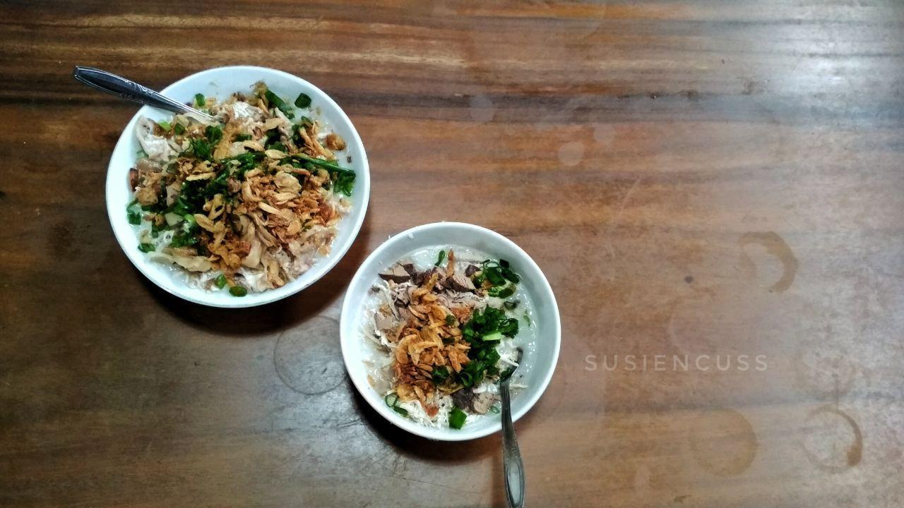 Kuliner Bandung Semangkuk Bubur Ayam Pelana Burangrang Jam Enam Pagi
