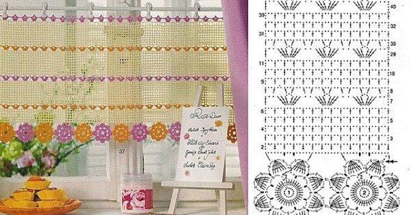 Patrones crochet - Modeles de rideaux au crochet gratuits ...