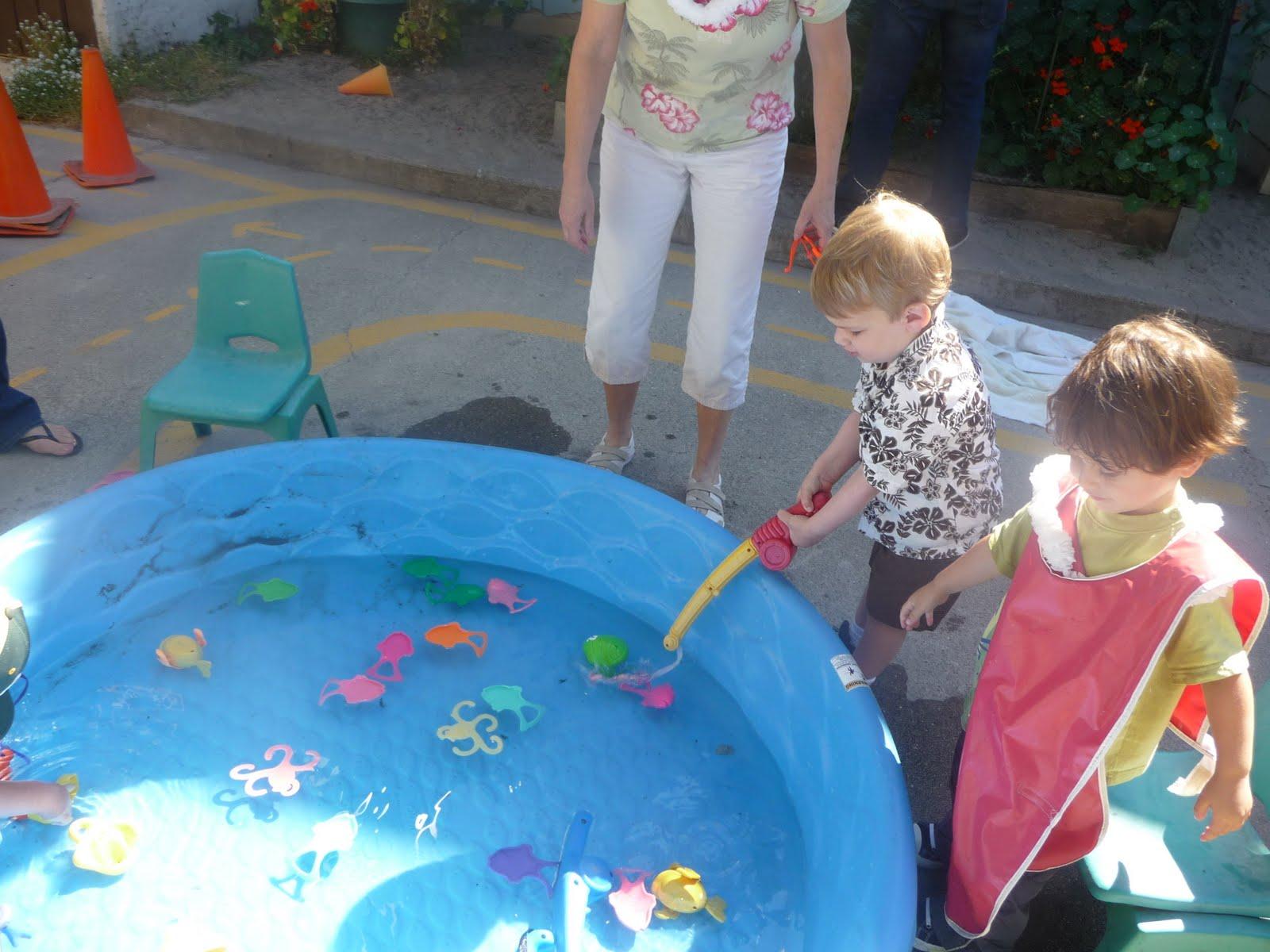 Tanyon Miller: Preschool Luau