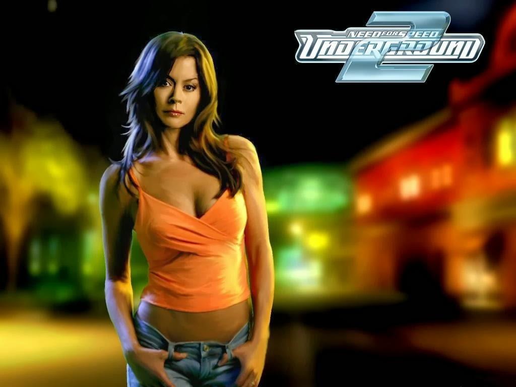 Wallpaper Need For Speed Underground 2