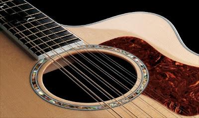 Tại sao không nên thay dây nylon vào đàn guitar Acoustic