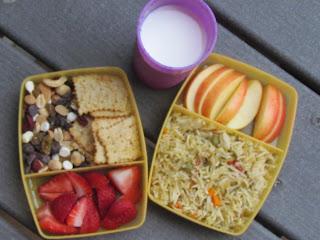 Kids lunch ideas