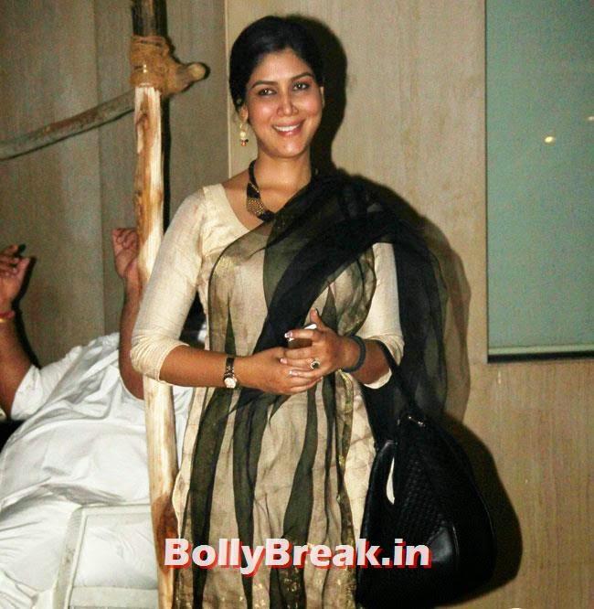 Sakshi Tanwar, Ekta Kapoor Party Pics
