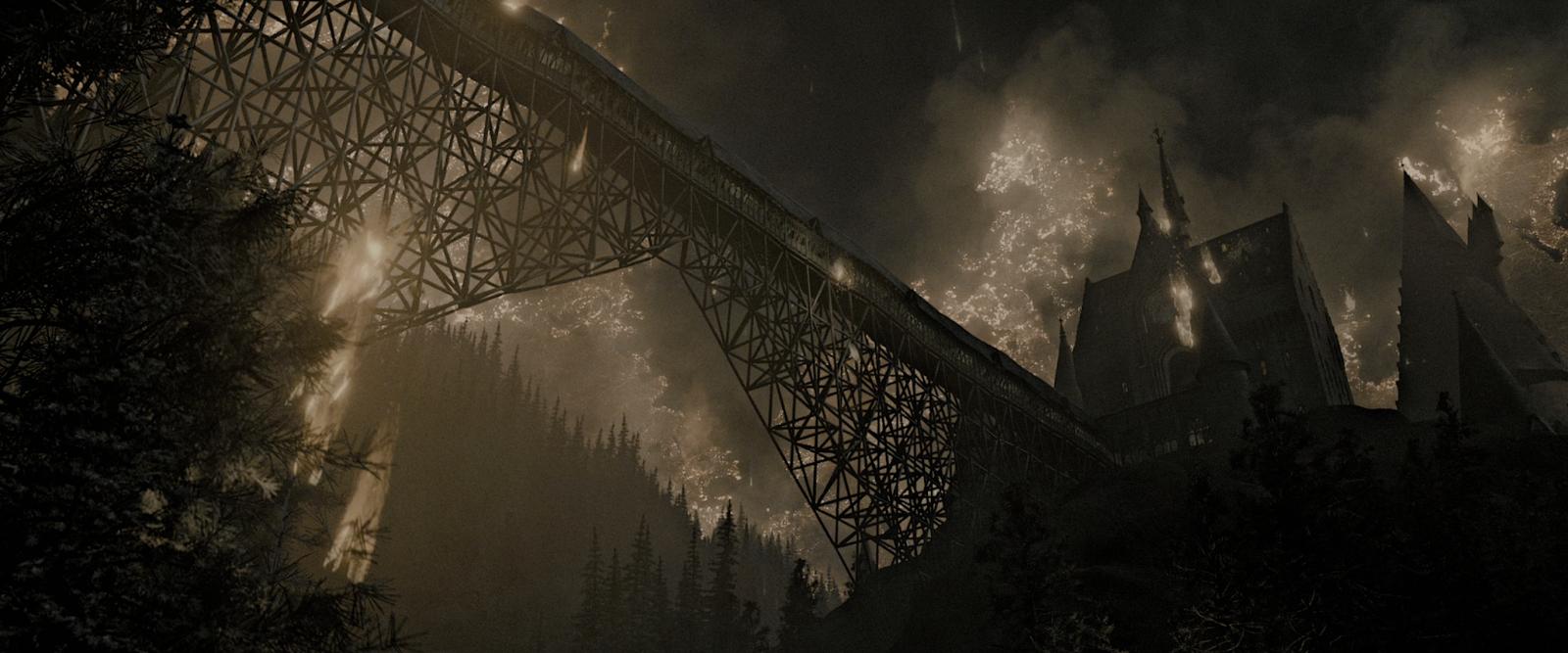 Harry Potter y las Reliquias de la Muerte - Parte 2 (2011) 4K UHD [HDR] Latino-Castellano-Ingles captura 2