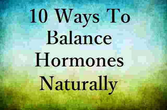 Hormones play an important role in our health as they affect many of the body's processes.