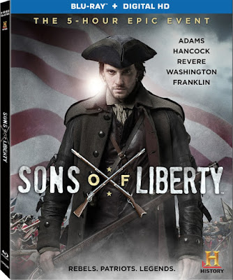 Sons Of Liberty 2015 S01E01 Dual Audio 720p WEBRip 450MB HEVC x265