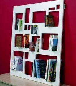 Como hacer estanter as baratas y muy originales que - Estanterias metalicas para libros ...