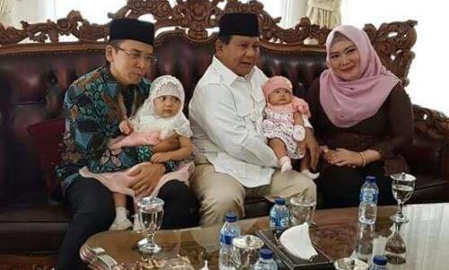Meski TGB ke Jokowi-Ma'ruf, Suara NTB Tetap Milik Prabowo-Sandi