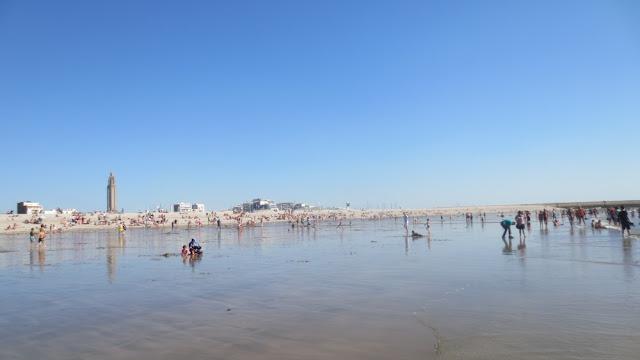 Le Havre - Stadtstrand
