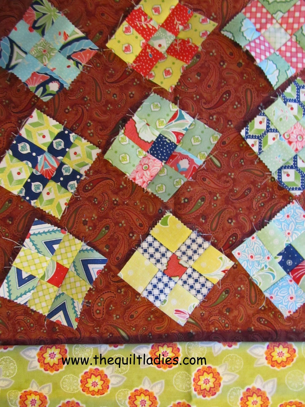 How to choose quilt fabric colors