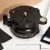Sunwayfoto DYH-66i Leveling Base Review