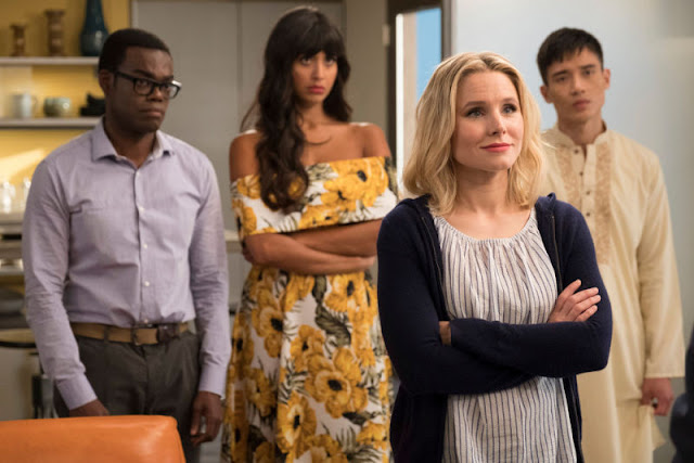 mejores series 2018 The Good place