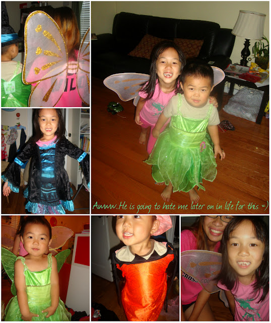 Halloween Outfits For My Cousins