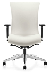 High Performance Office Chair with Weight Sensing Mechanism