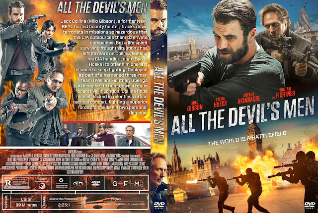 All the Devil's Men DVD Cover