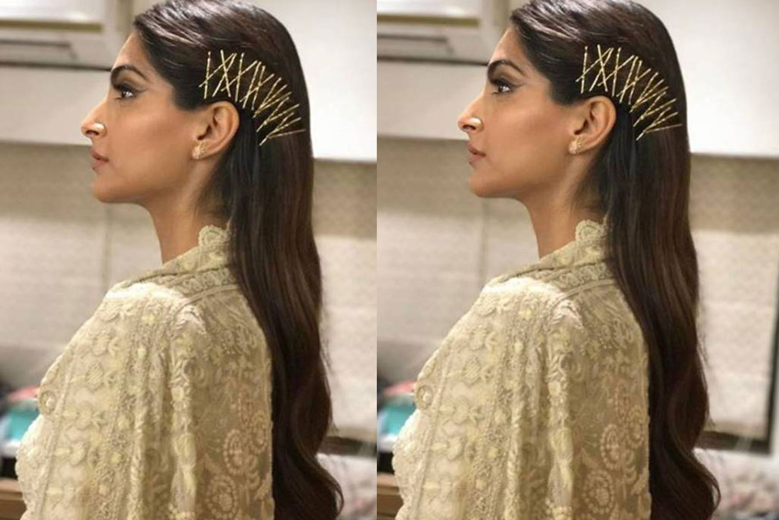 10 Indian Party Hairstyles To Try This 10  just jiha