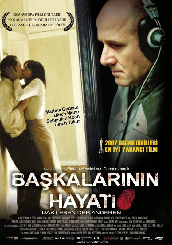2007 oscar en iyi yabanci film odulu the lives of others das leben der anderen baskalarinin hayati