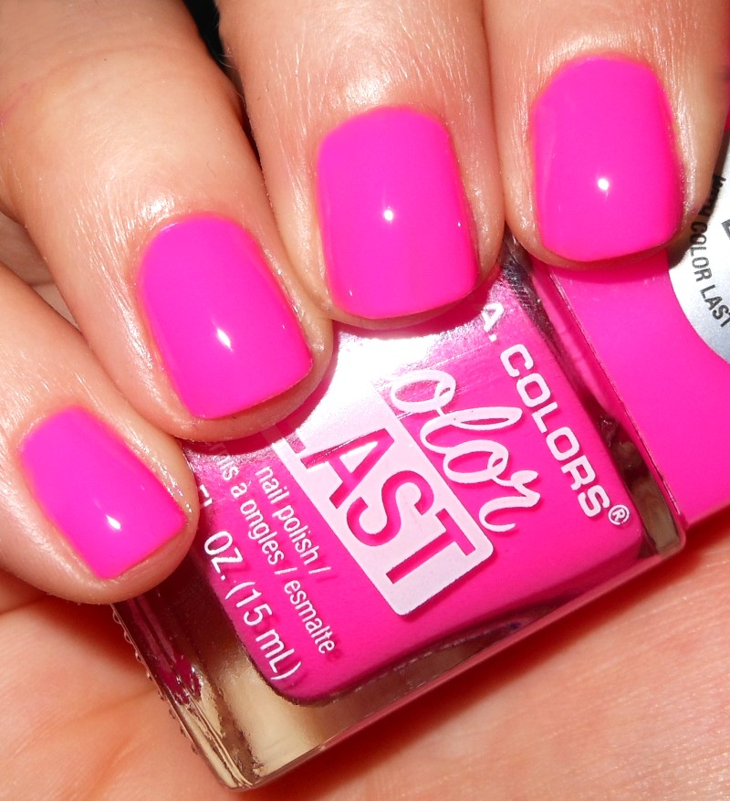 La Looks Nail Polish: Imperfectly Painted: L.A. Colors Family Ties
