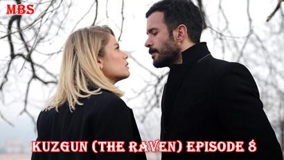 kuzgun episode 8