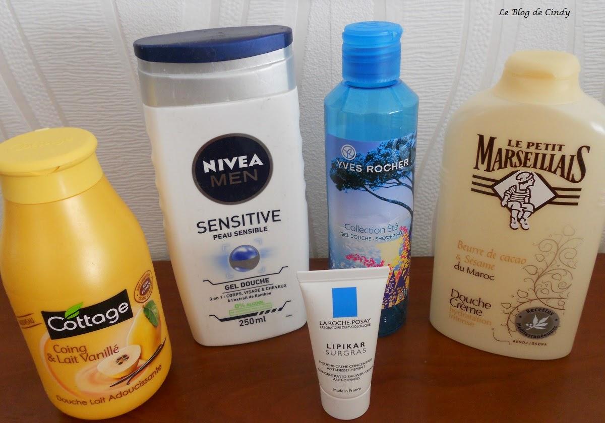 Nos produits finis 9 septembre 2014 for Odeur qui remonte de la douche