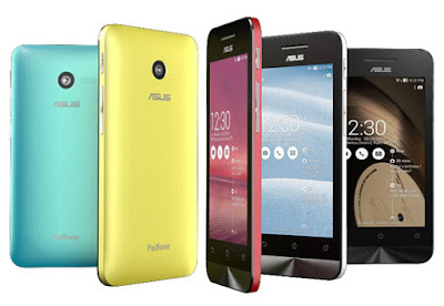 Upgrade Asus Zenfone