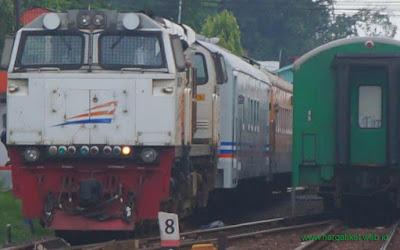 Harga Tiket KA Jakarta Solo Terbaru