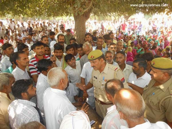 village dispute pal bharapur gajraula