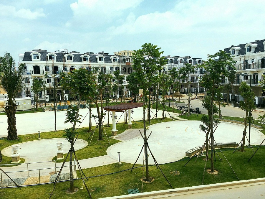cong vien lakeview