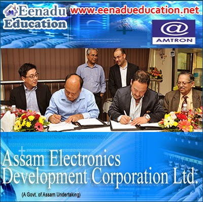Assam Electronics Development Corporation Ltd: Various Posts