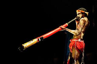 Musik tradisional Australia