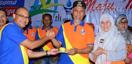 PDAM Padang Diharapkan Eksis Berikan Pelayanan Air Bersih