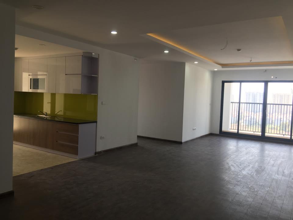 Các căn hộ tại Hanoi Landmark đang được hoàn thiện để bàn giao