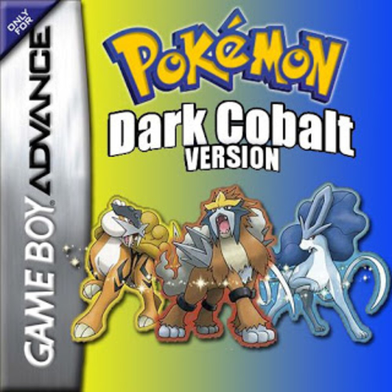 Pokemon Dark Cobalt