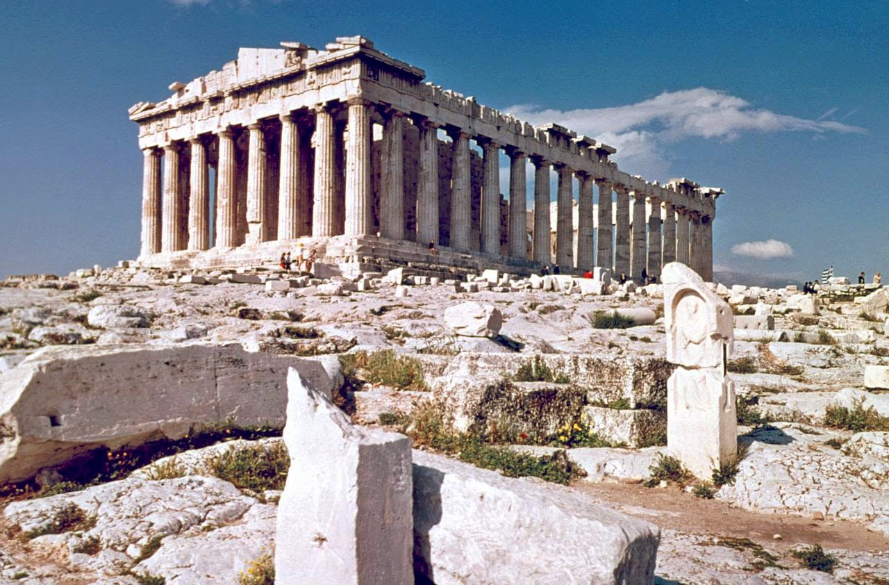 Far Future Horizons The Seven Wonders Of Ancient Greece