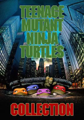 Teenage Mutant Ninja Turtles Coleccion DVD R1 NTSC Latino