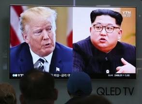 Trump anuncia que espera recibir una carta de Kim Jong-un este viernes